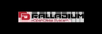 Логотип магазина Palladium