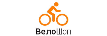 Логотип магазина ВелоШоп