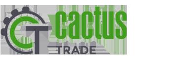 Логотип магазина Cactus