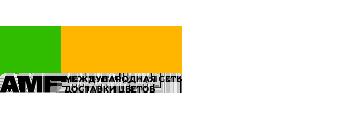 Логотип магазина Sendflowers (AMF)