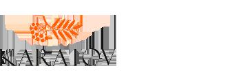 Логотип магазина KARATOV