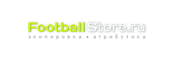 Логотип магазина footballstore.ru