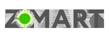 Логотип магазина Zomart