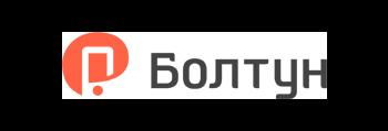 Логотип магазина Болтун