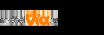 Логотип магазина mebelvia.ru