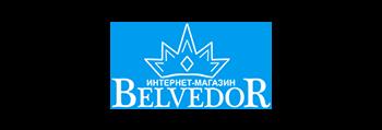 Логотип магазина Belvedor