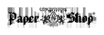 Логотип магазина PaperShop