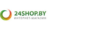 Логотип магазина 24shop BY