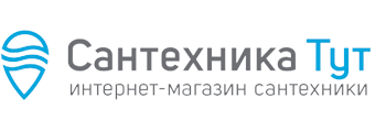 Логотип магазина Сантехника Тут