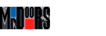 Логотип магазина MrDoors