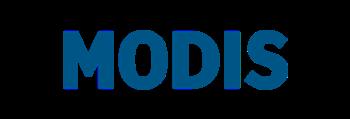 Логотип магазина Modis офлайн