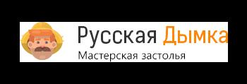 Логотип магазина Русская дымка