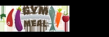 Логотип магазина gymmeal