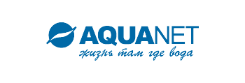Логотип магазина Aquanet