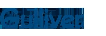 Логотип магазина Gulliver