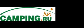 Логотип магазина Camping