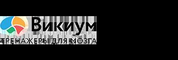 Логотип магазина Викиум