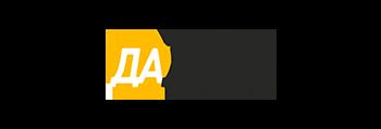 Логотип магазина ДаДжет