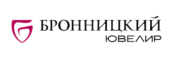 Логотип магазина Бронницкий ювелир
