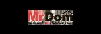 Логотип магазина mrdom.ru