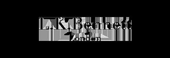 Логотип магазина Lkbennett