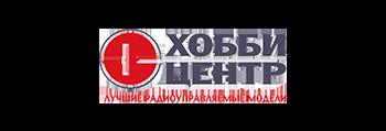 Логотип магазина ХОББИ ЦЕНТР