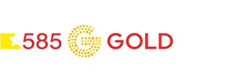 Логотип магазина 585 GOLD
