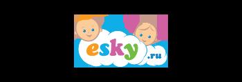 Логотип магазина Esky