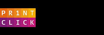 Логотип магазина Print click