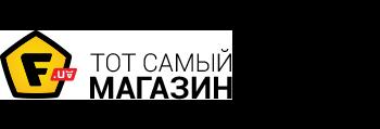 Логотип магазина F.ua