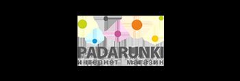 Логотип магазина Padarunki BY