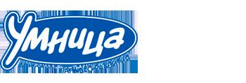 Логотип магазина Умница