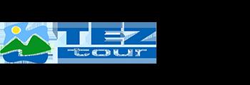 Логотип магазина TEZ TOUR