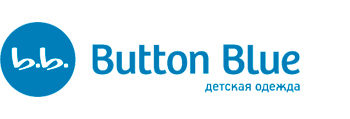 Логотип магазина Button Blue
