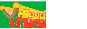 Логотип магазина Юный Папа