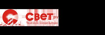 Логотип магазина Svet.ru