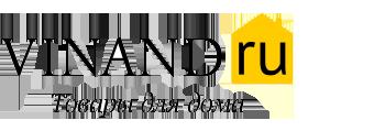 Логотип магазина Vinand