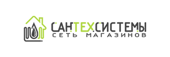 Логотип магазина santechsystemy.ru