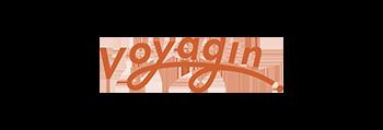 Логотип магазина Voyagin INT