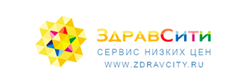 Логотип магазина ЗдравСити