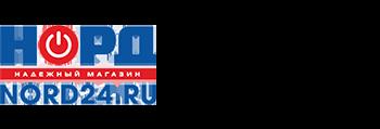 Логотип магазина НОРД24