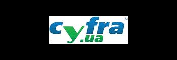 Логотип магазина Cyfra UA
