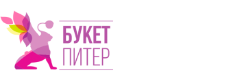 Логотип магазина Букет Питер