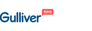 Логотип магазина Gulliver-toys
